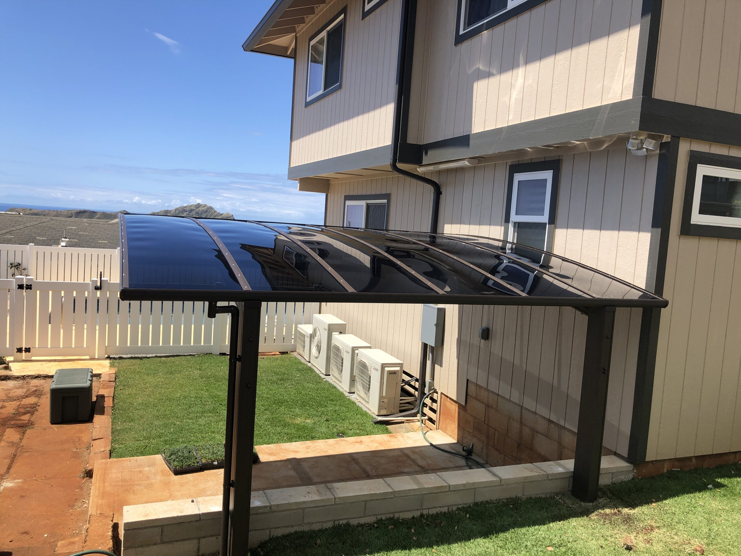 Patio Cover in Honolulu, Get some shade!